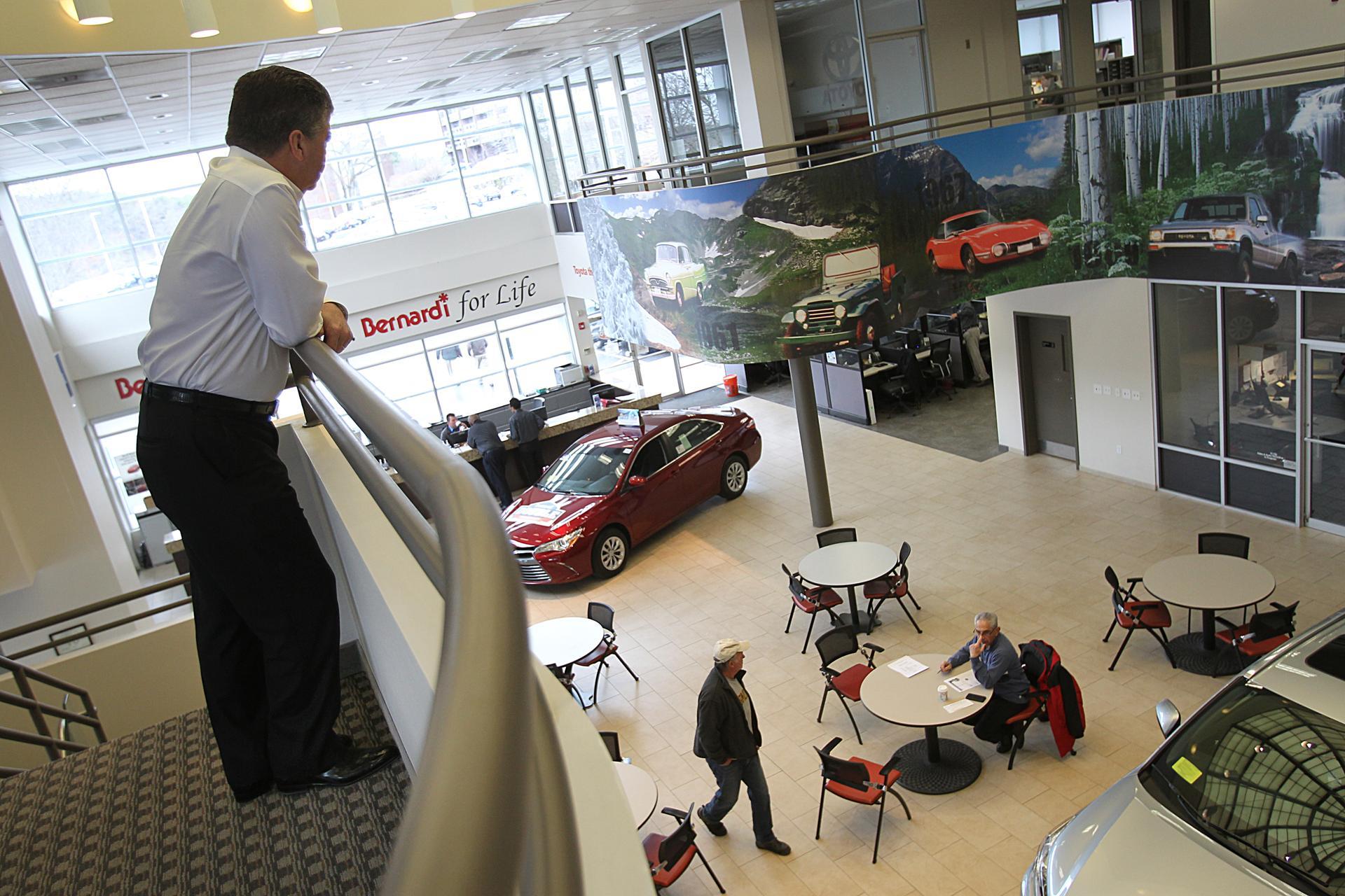keith monnin ceo of bernardi auto group is closing his dealerships on sundays as